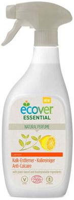 Ecover Essential чистящее средство для удаления известковых отложений Ecocert спрей 500 мл