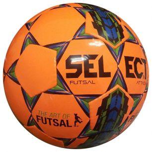 Футзальный мяч Select Futsal Attack оранжевый