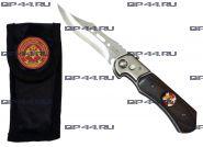 Нож выкидной Росгвардия