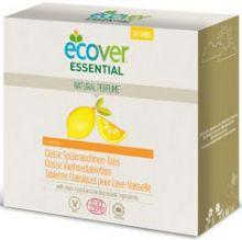 Ecover Essential Таблетки для посудомоечной машины классические Ecocert 1,4 кг