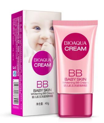 Укрепляющий ВВ крем Baby Skin «BIOAQUA»(6940)