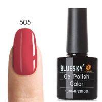 Bluesky (Блюскай) 80505 Tropix гель-лак, 10 мл