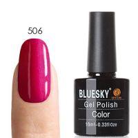 Bluesky (Блюскай) 80506 Tutti Frutti гель-лак, 10 мл