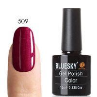 Bluesky/Блюскай 80509 Red Baroness гель-лак, 10 мл