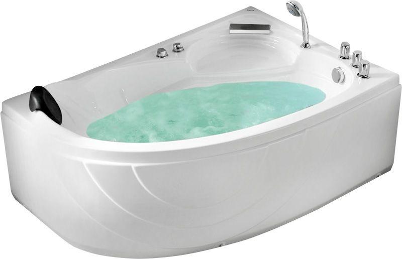 Ванна Gemy G9009 B R 150x100 ФОТО