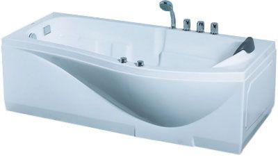 Ванна Gemy G9010 B L 173x83 ФОТО