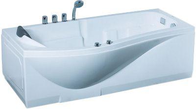 Ванна Gemy G9010 B R 173x83 ФОТО