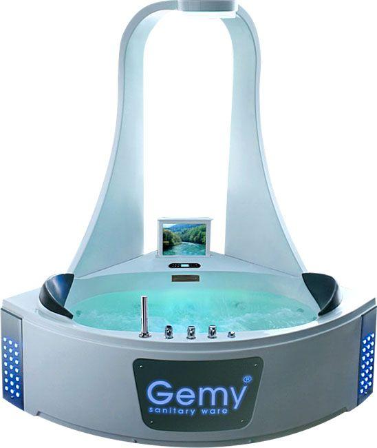 Ванна Gemy G9069 O 151x151 ФОТО