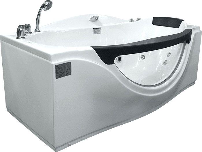 Стеклянная ванна Gemy G9072 B R 171x92 ФОТО