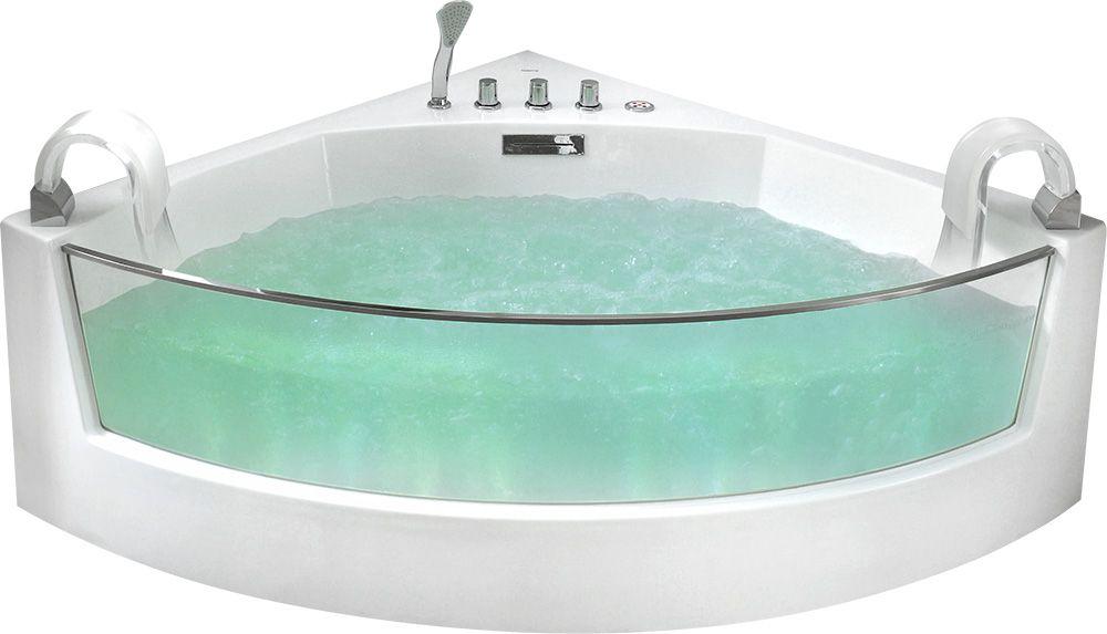 Стеклянная ванна Gemy G9080 150x150 ФОТО
