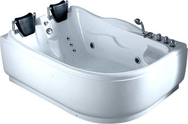 Ванна Gemy G9083 B L 180x122 ФОТО