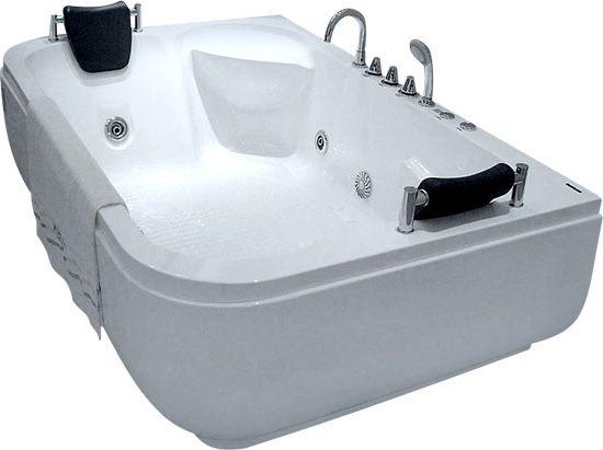 Ванна Gemy G9085 K L 180x116 ФОТО