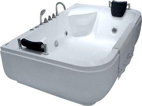 Ванна Gemy G9085 K R 180x116 ФОТО