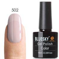 Bluesky/Блюскай 80502 гель-лак, 10 мл