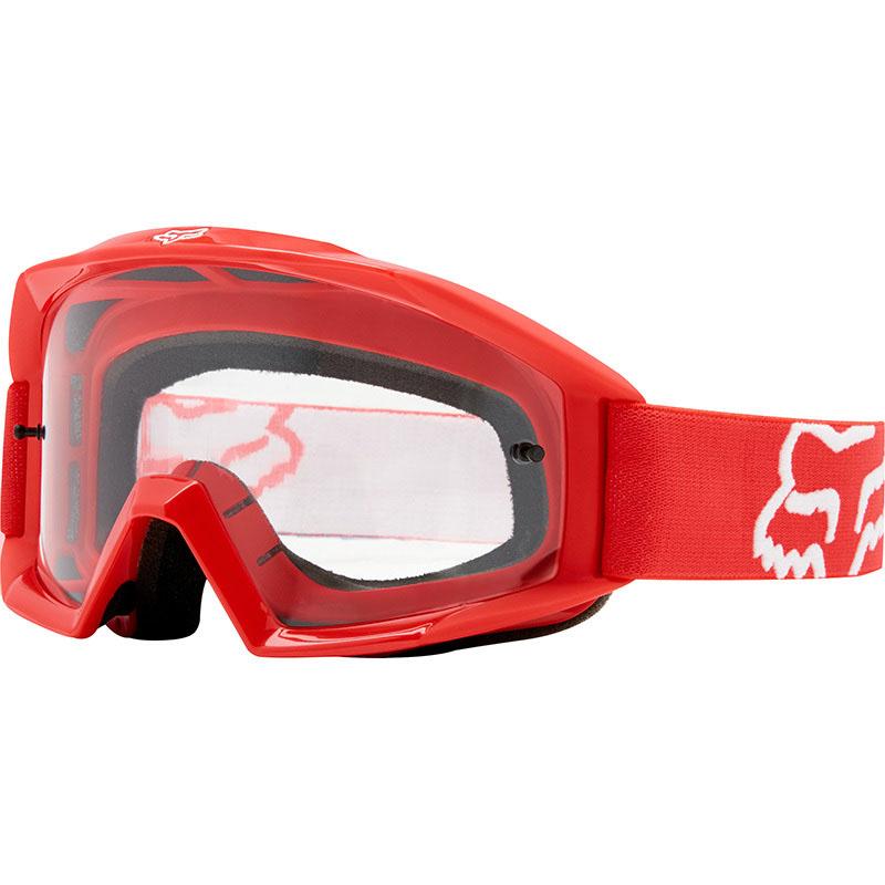 Fox - 2018 Main Red очки, красные