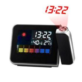 Часы с проектором времени