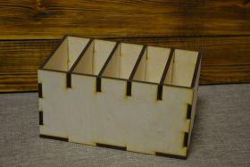 Коробка с отделениями 02-110