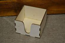 Салфетница квадратная 03-113