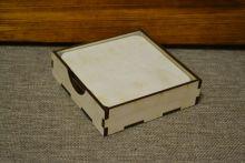 Набор квадратных подставок под горячее 03-010