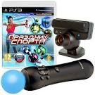 Playstation Move Pack + Праздник Спорта  для Sony Playstation 3 (PS3)