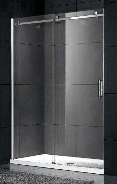 Душевая дверь Gemy Modern Gent S25191B 150 см ФОТО