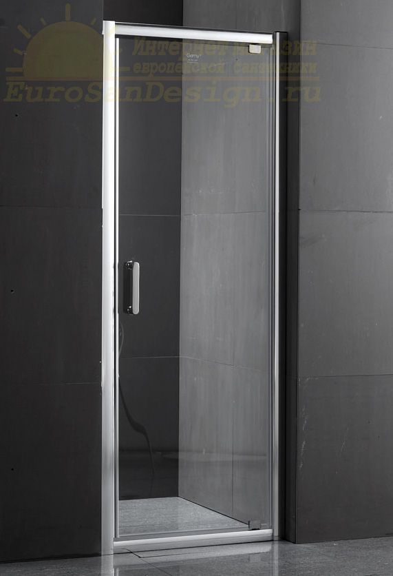 Душевая дверь Gemy Sunny Bay S28150 80 см ФОТО