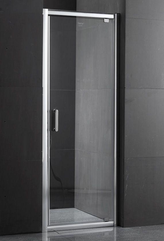 Душевая дверь Gemy Sunny Bay S28160 в нишу 100 см хром ФОТО