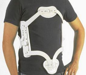 Рамочный гиперэкстензионный ортез Otto Bock 28R15