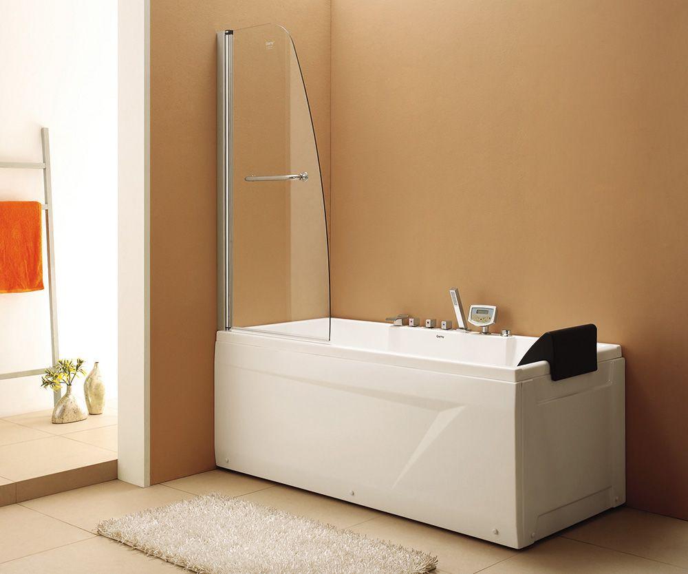 Шторка для ванной Gemy New Rockcoco 80х140 см ФОТО