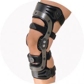 Рамный жесткий коленный ортез Genu Arexa Otto Bock 50K13N