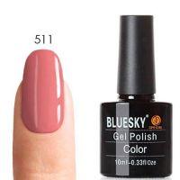Bluesky (Блюскай) 80511 Rose Bud гель-лак, 10 мл