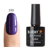 Bluesky (Блюскай) 80530 Purple гель-лак, 10 мл