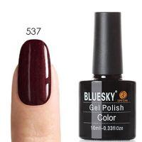 Bluesky/Блюскай 80537 Dark Lava гель-лак, 10 мл