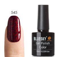 Bluesky/Блюскай 80545 Ruby Ritz гель-лак, 10 мл