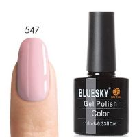 Bluesky (Блюскай) 80547 гель-лак, 10 мл