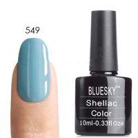 Bluesky (Блюскай) 80549 гель-лак, 10 мл