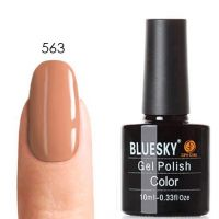 Bluesky (Блюскай) 80563 Satin Pajamas гель-лак, 10 мл