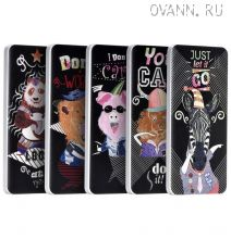 Power Bank Hoco B1 Painted Animals 10.000 mAh внешний аккумулятор