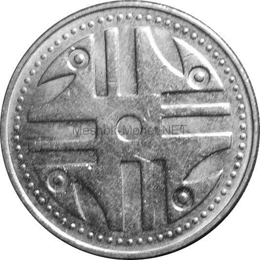 Колумбия 200 песо 2008 г.