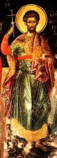 Елпидифор Персидский  (рукописная икона)