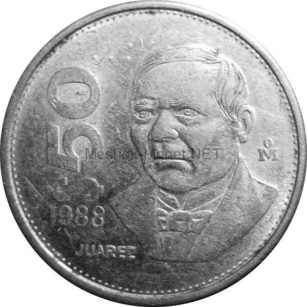 Мексика 50 песо 1987 г.