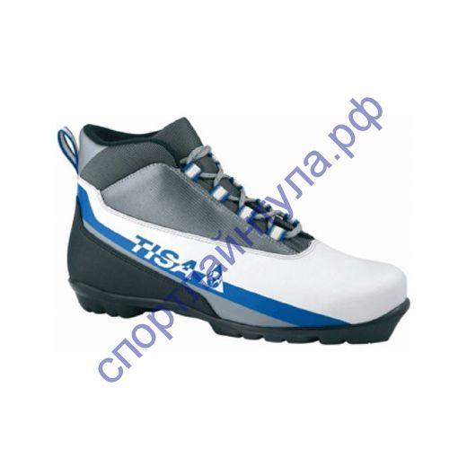 Ботинки лыжные TISA S7569 NNN белые
