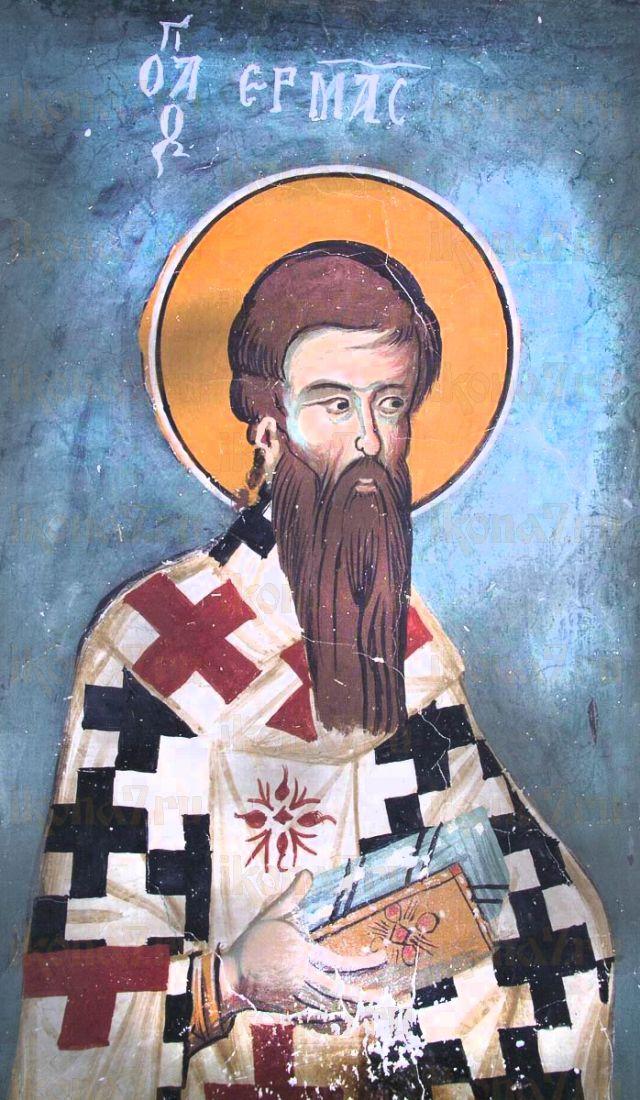 Ерм Филиппопольский  (рукописная икона)