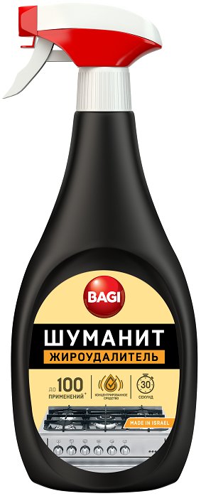 Bagi Шуманит спрей 400 мл