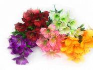 Искусственный букет лилий 12 голов (60 см.,2 шт./уп. одного цвета) 5 расцветок