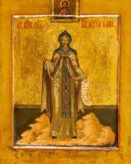 Икона Анна Кашинская (копия старинной)