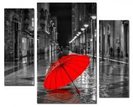 Яркий зонт