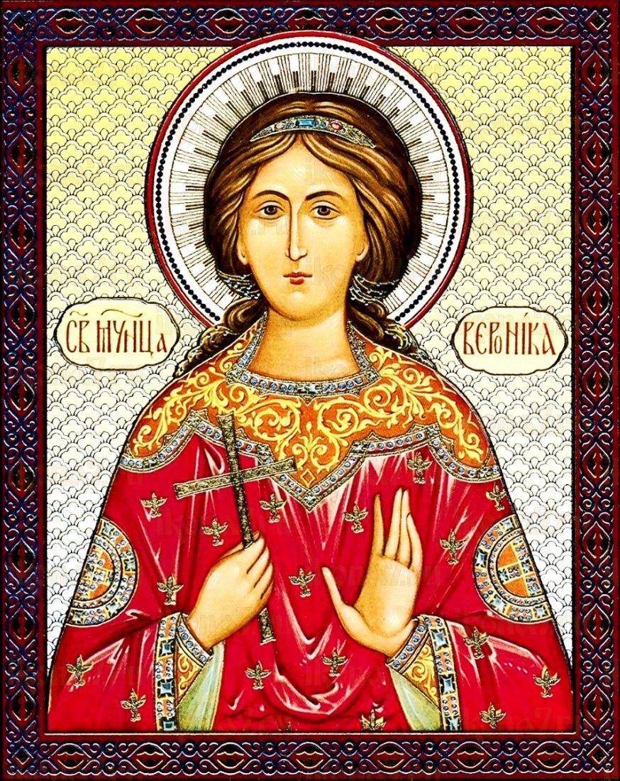 Вероника Едесская (икона на дереве)