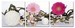 Розовые герберы 2