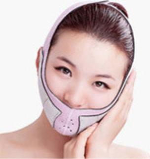 Новинка! Маска повязка для подтяжки и коррекции овала лица с 3D лифтинг эффектом